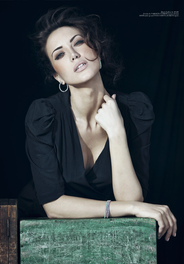 Joseph Cardo Diary From Here to Eternity Raquel Balencia