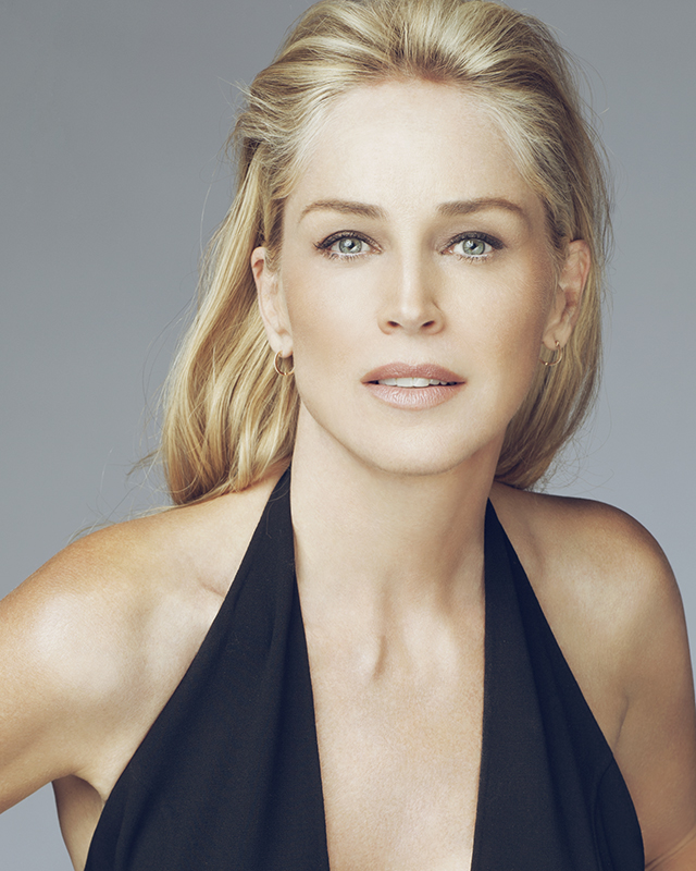 joseph cardo sharon stone diary shine of a woman